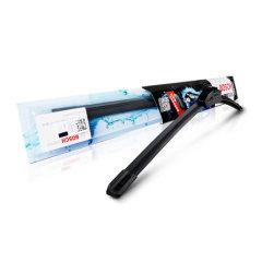 Bosch博世无骨雨刷器雨刮器神翼U型通用接口雨刷片 雨刮片正品 单支装 5支起售