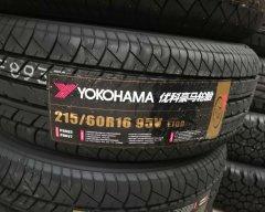 优科豪马/横滨轮胎215/60R16  E70B